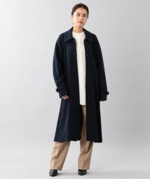 SANYO COAT/<BLUEFLAG+kiminori morishita>TPSウールナイロン ジャージーコート/501354965