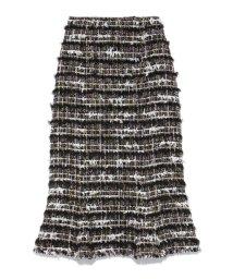 CELFORD/ツイードマーメイドスカート/501356214