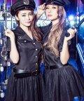 Dita/Cosplay【コスプレ】セクシー 警察官 レディース 大人 グループ ワンピース 帽子 ベルト 手錠 ハロウィーン/501356250