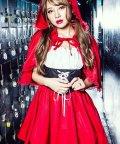 Dita/Cosplay【コスプレ】メルヘン赤ずきんちゃん 2点セット(ワンピース、ケープ)/501356251