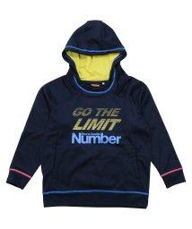 Number/ナンバー/キッズ/ジュニアスウェットフードパーカ/501356714