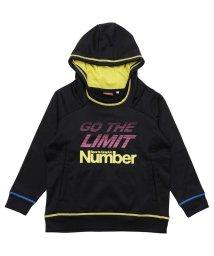 Number/ナンバー/キッズ/ジュニアスウェットフードパーカ/501356715