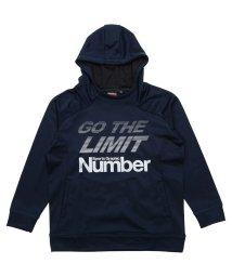 Number/ナンバー/キッズ/ジュニアスウェットフードパーカ/501356717