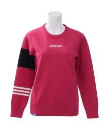 adidas/アディダス/レディス/JP ADICROSS カラーブロック L/S クルーネックセーター/501356752