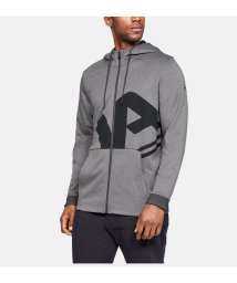 UNDER ARMOUR/アンダーアーマー/メンズ/UA ARMOUR FLEECE BIG LOGO FZ HOODIE/501357164