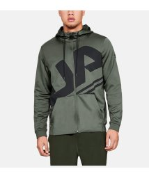 UNDER ARMOUR/アンダーアーマー/メンズ/UA ARMOUR FLEECE BIG LOGO FZ HOODIE/501357165