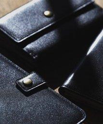J.PRESS MENS/【カタログ掲載】オリジナルレザー 三つ折りウォレット / 財布/501358171