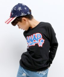 ANAP KIDS/グラフィティプリントロンTee/501347214