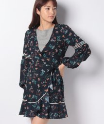 actuelselect/【THE FIFTH】SKYWARD WRAP DRESS/501352579