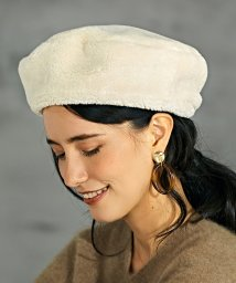 green label relaxing/NFC ボアベレー帽/501355075