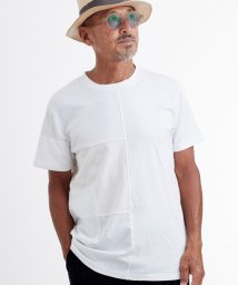 KAGAFURI KAMAKURA/KAGAFURI KAMAKURA(カガフリ カマクラ) PATCHWORK Tシャツ/501359469