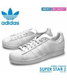 adidas/アディダス オリジナルス スニーカー スーパースターファンデーション B27136/501359512