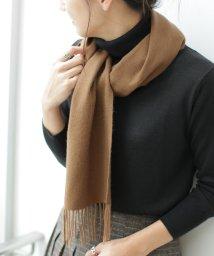 nano・universe/cashmere100% 25cm巾マフラー/501342808