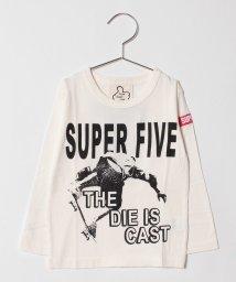 SUPERFIVE/長袖Tシャツ/501349813