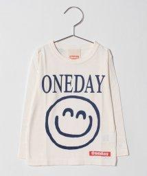 ONEDAY/長袖Tシャツ/501349817