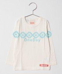 ONEDAY/長袖Tシャツ/501349828