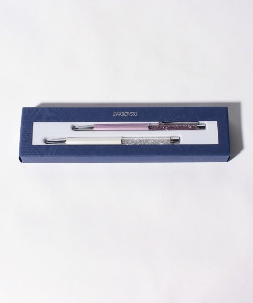 SWAROVSKI(スワロフスキー)/【Swarovski】BALLPT PEN SET2pcs/5146335