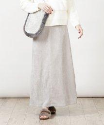 INTERPLANETSELECT/【anana】コーデュロイロングAラインスカート/501352549