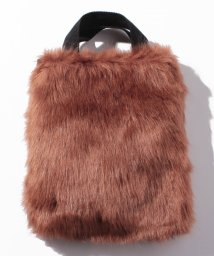INTERPLANET WINGS/FUR ECO TOTE/501352576