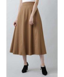 NATURAL BEAUTY BASIC/カラーマキシスカート/501358290