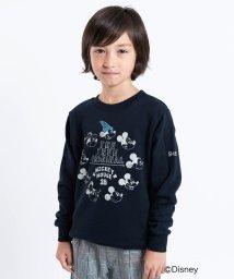 SHIPS KIDS/SHIPS KIDS:ミッキー90thデザイン スウェット(100~130cm)/501361553