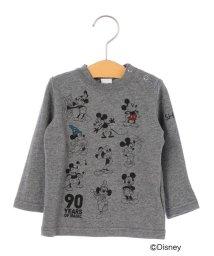 SHIPS KIDS/SHIPS KIDS:ミッキー90thデザイン TEE(80~90cm)/501361771