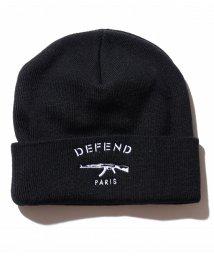 DEFEND PARIS/DEFEND PARIS(ディフェンド パリス) PARIS BONNET ニットキャップ/ビーニー/500903137