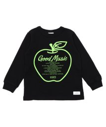 GROOVY COLORS/ウラケ APPLE GOOD MUSIC スウェット/501270095