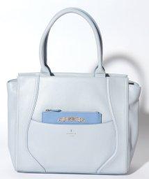 LANVIN en Bleu(BAG)/ベルティエ トートバッグ/501296502