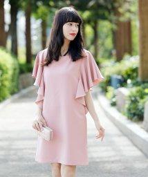 Girly Doll/【DoulaDoula】ドレス/ワンピース/オケージョン/ひざ丈/半袖/袖コンシャス/501307401