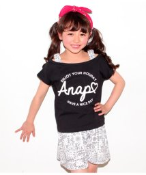 ANAP KIDS/ペイズリー柄トップス+キュロット SET-UP/501336440