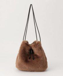 fredy emue/ファイクファー巾着ショルダーバッグ/501353484