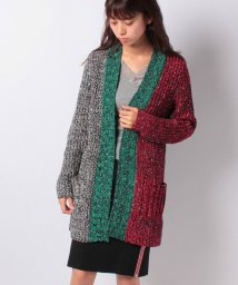 Desigual/WOMAN FLAT KNIT THICK GAUGE JACKET/501361545