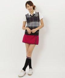 Samantha Thavasa UNDER25&NO.7/★巻きスカートデザイン3ボタンスカート/501363878