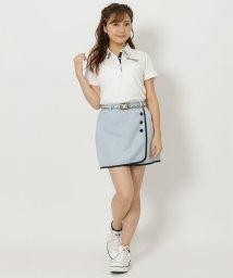 Samantha Thavasa UNDER25&NO.7/巻きスカートデザイン3ボタンスカート/501363878