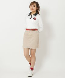Samantha Thavasa UNDER25&NO.7/フロントボタンスカート/501363891