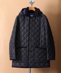 417 EDIFICE/《予約》Traditional Weatherwear 別注 DERBY HOOD W/PATCH PKT/501365048