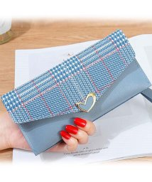 miniministore/かぶせ長財布 レディース 薄い財布 小銭入れ ロングウォレット カード入れ 薄型/501365839