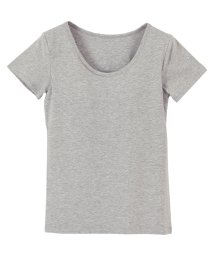 titivate/カップ付きクルーネックTシャツ/501366022