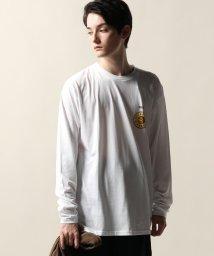 JOURNAL STANDARD relume Men's/SOVREIGN×RELUME ロングTシャツ/501366442