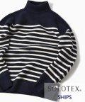 SHIPS MEN/SC: SOLOTEX(R) ラム/カシミヤ タートルネック ニット/501366567