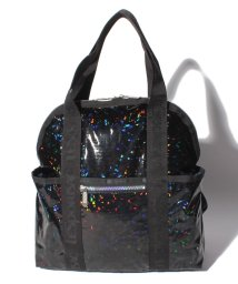LeSportsac/DOUBLE TROUBLE BACKPACK メテオライト/LS0020943