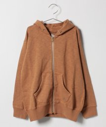 OCEAN&GROUND/Jr. SWEAT ZIP UP PARKA/501126765