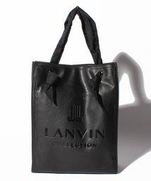 LANVIN COLLECTION/レザートートBAG/501250216
