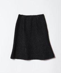 LANVIN COLLECTION/【セットアップ対応商品】ファンシーツィードパネルスカート/501250223