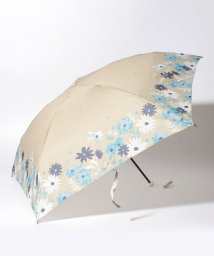 Afternoon Tea LIVING/ヘムフラワー折りたたみ傘 雨傘/501349536