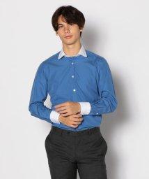 TOMORROWLAND MENS/120/2コットンブロード ラウンドカラー ドレスシャツ NEW ROUND/501367404