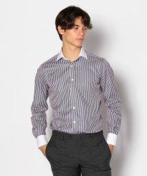 TOMORROWLAND MENS/120/2コットンブロード クレリック ワイドカラー ドレスシャツ NEW WIDE-3/501367407