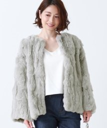Demi-Luxe BEAMS/Demi-Luxe BEAMS / レッキス パッチワークジャケット/501059911
