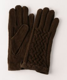 coen/レザーコンビグローブ(手袋)/501355115